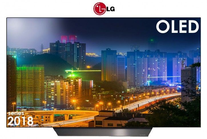 LG OLED65B8 - 4K OLED TV  65 Zoll