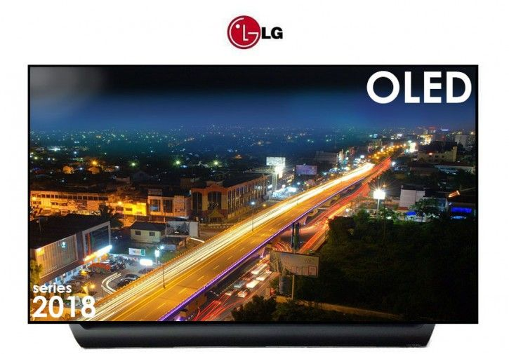 LG OLED77C8 (Flat, UHD 4K, SMART TV, webOS)
