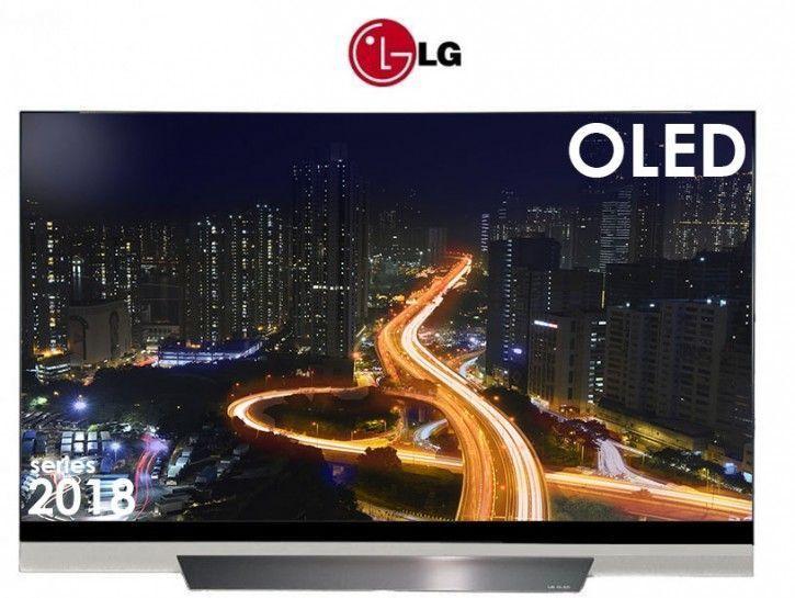 LG OLED65E8 OLED TV (Flat, 65 Zoll, UHD 4K, SMART TV, webOS) (B-Ware)