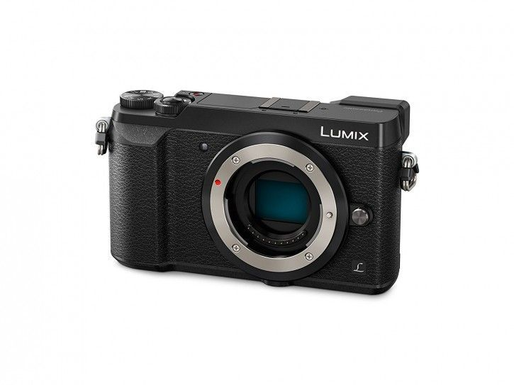 Panasonic Lumix DMC-GX80 Systemkamera, Body