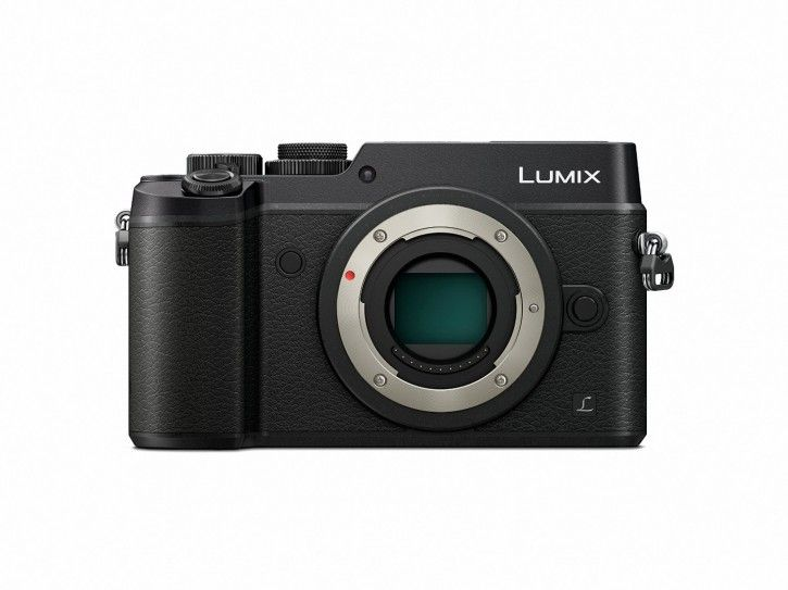 Panasonic Lumix DMC-GX8 Systemkamera, Body