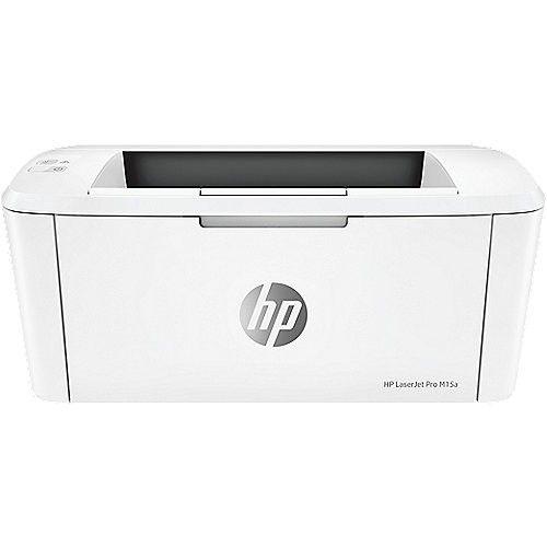 Hewlett-Packard HP LaserJet Pro M15a (W2G50A)
