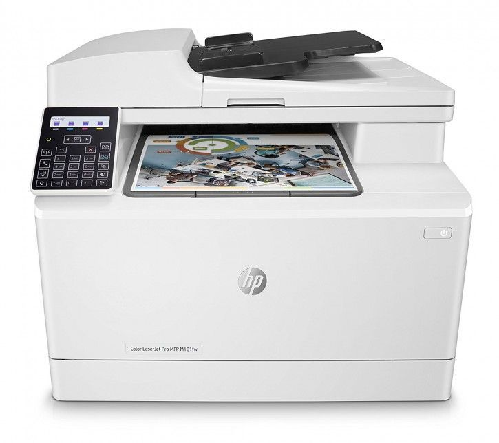 Hewlett-Packard HP Color LaserJet M181fw (T6B71A)