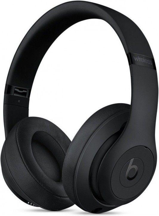 Beats Studio3 Wireless Over‑Ear Kopfhörer – Mattschwarz