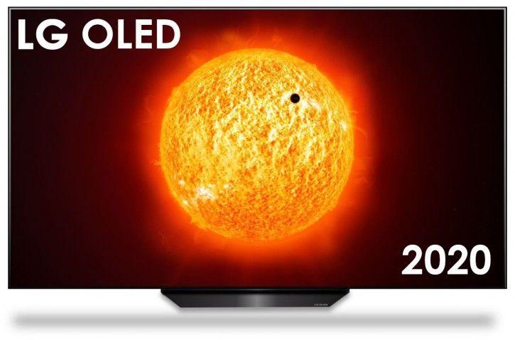 LG OLED55BX6/3LB 55 Zoll 4K UHD Smart TV Modell 2020
