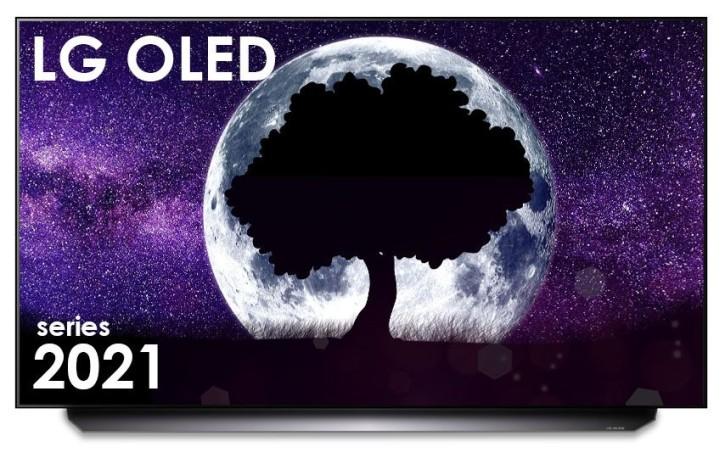 LG OLED48C18LA 48 Zoll 4K UHD Smart TV Modell 2021
