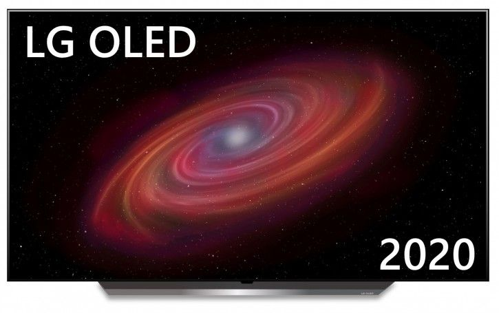 LG OLED55CX9LA 55 Zoll 4K UHD Smart TV Modell 2020