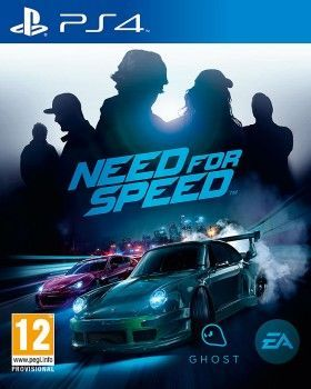 PS4 Spiel - Need for Speed 4