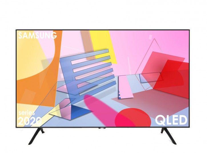 Samsung QLED Q50Q60T 50 Zoll 4K UHD Smart TV Modell 2020 (B-Ware)