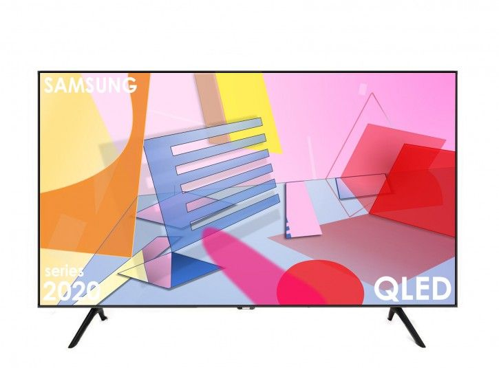 Samsung QLED Q43Q60T 43 Zoll 4K UHD Smart TV Modell 2020