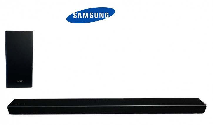 Samsung Harman/Kardon HW-Q70R Soundbar 3.1.2 Kanal-System