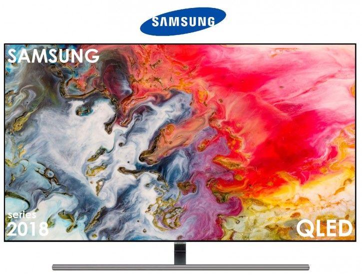Samsung 55Q7FN (Model 2018) QLED UHD-TV, EEK:A