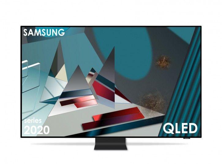 Samsung 82Q800T 82 Zoll Fernseher (8K Ultra HD Q HDR 2000) Smart-TV (B-Ware)