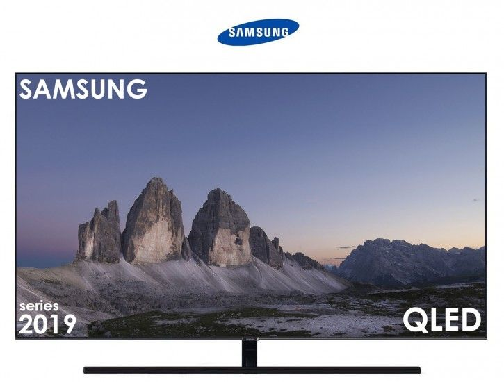 Samsung QLED Q55Q80R 55 Zoll 4K UHD Smart TV