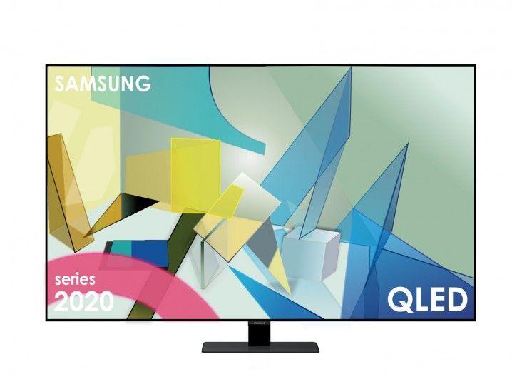 Samsung QLED Q55Q80T 55 Zoll 4K UHD Smart TV Modell 2020 (B-Ware)