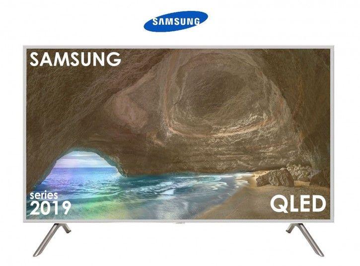 SamsungQLED Q55Q64R 55 Zoll 4K UHD Smart-TV