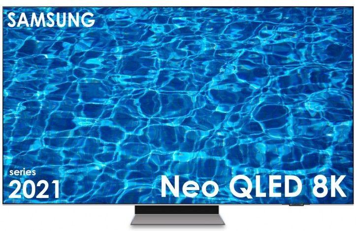 Samsung Neo QLED Q85QN900A 85 Zoll 8K UHD Smart TV Modell 2021