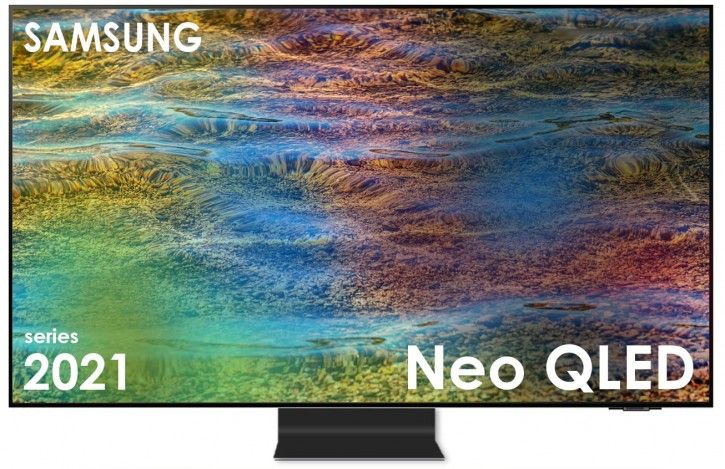 Samsung Neo QLED Q85QN95A 85 Zoll 4K UHD Smart TV Modell 2021