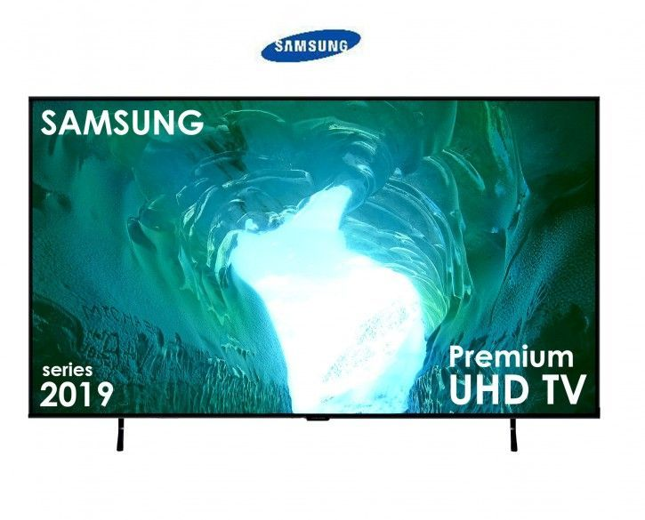 Samsung 65RU8009 (65 Zoll) LED Fernseher (Ultra HD, HDR, Triple Tuner, Smart TV) [Mo­dell 2019]