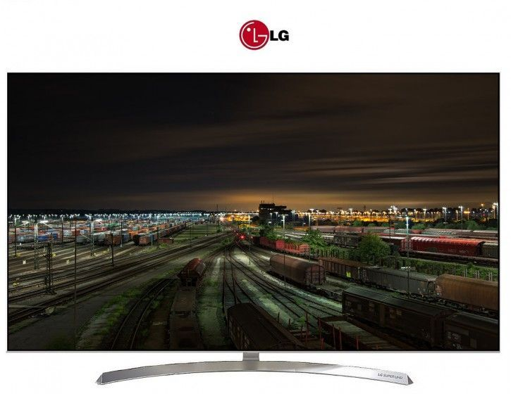 LG 60SJ850V Super UHD TV