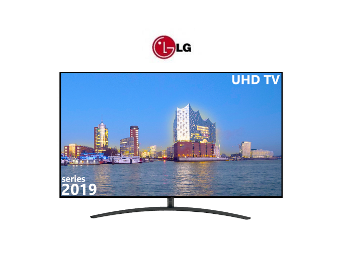 LG 75SM9900PLA 189 cm (75 Zoll) 8K NanoCell UHD-Fernseher