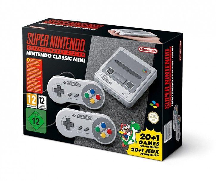 Nintendo Classic Mini: Super Nintendo Entertainment System SNES
