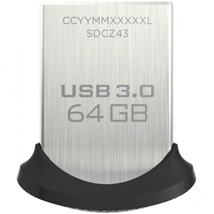 SanDisk Ultra Fit 64 GB