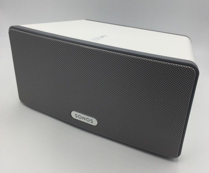 Sonos PLAY: 3 (weiß) Multiroom Smart Speaker