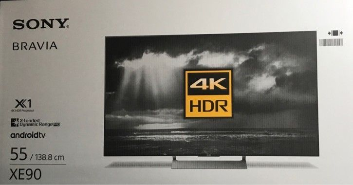 Sony KD-49XE9005 4K HDR LED-TV