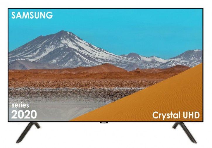 Samsung U65TU8509U 4K Ultra HD TV EEK: A+