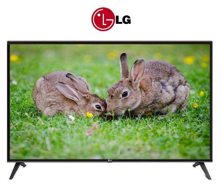 LG 43UK6300 LED-Fernseher (108 cm/43 Zoll, 4K Ultra HD, Smart-TV), schwarz, EEK: A