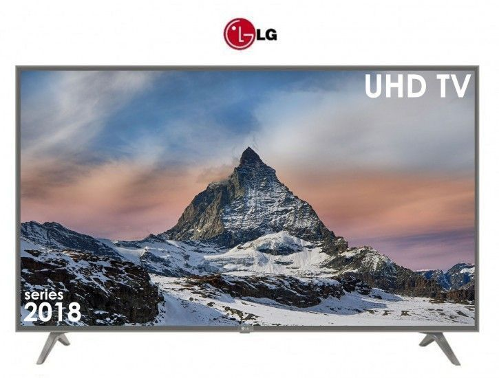 LG 86UK6500 218 cm (86 Zoll) 4K / UHD HDR LED Smart TV 60 Hz DVB-T2/C/S2 PVR (B-Ware)