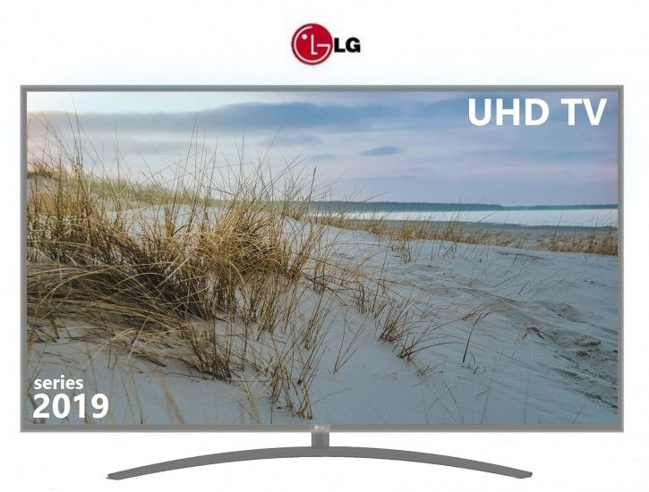 LG 75UM7600 189 cm (75 Zoll) 4K / UHD HDR LED Smart TV 100 Hz (B-Ware)