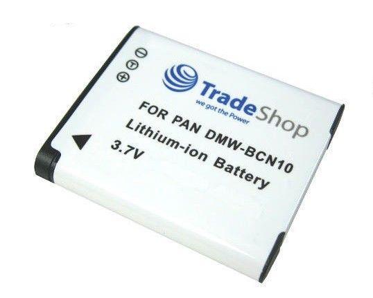 Ersatzakku für Panasonic Lumix DMC-LF1