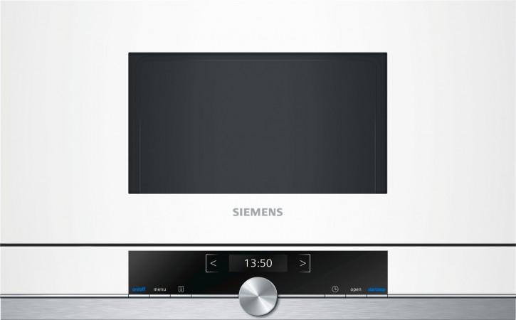 Siemens Einbau-Mikrowelle IQ700 BF634LGW1