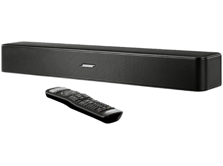 BOSE Solo 5, Smart Soundbar, Schwarz