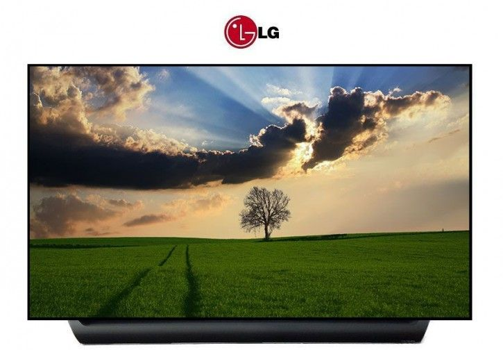LG OLED65C8  (Flat, UHD 4K, SMART TV, webOS)