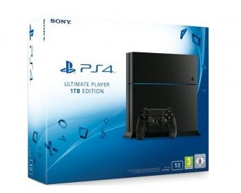 Sony Playstation 4 C-Chassis 1TB Ultimate Team Player