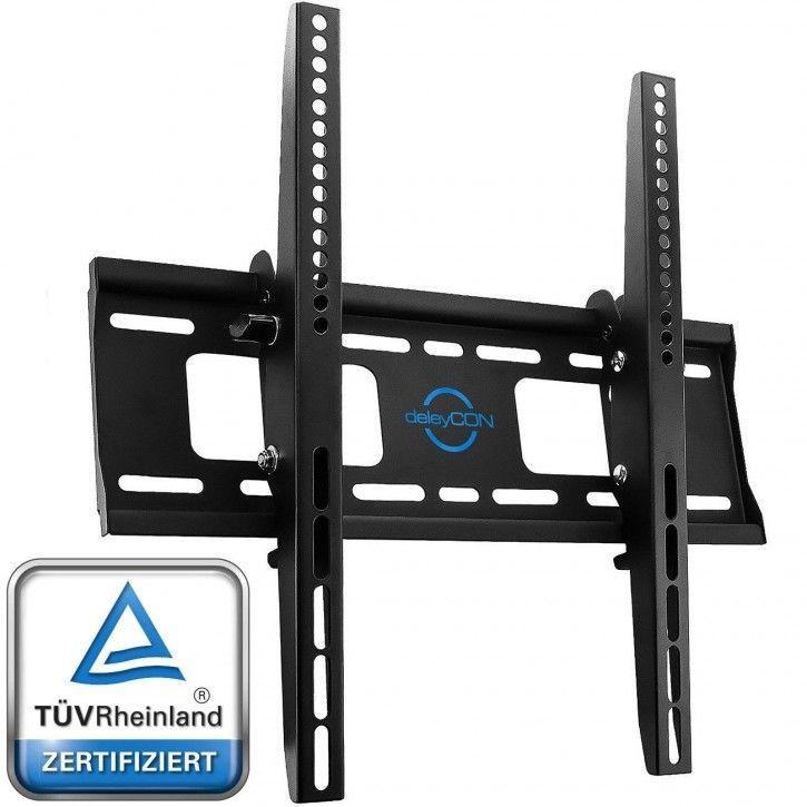 Universal TV Wandhalterung - bis 65 Zoll (165cm) - Neigbar - bis 50Kg