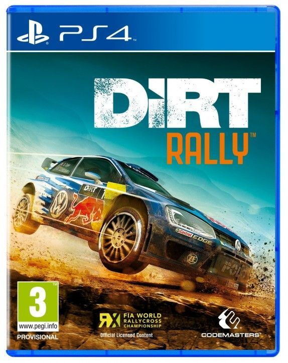 PS4 Spiel - DiRT Rally - Legend Edition
