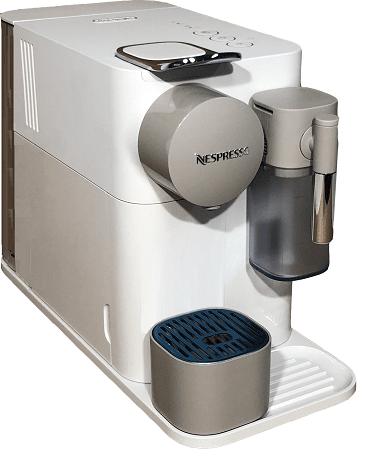 DeLonghi Nespresso Lattissima Touch EN550.BM sw/titan (B-Ware)