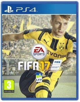 PS4 Spiel - FIFA 17 PEGI