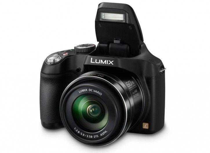 Panasonic Lumix DMC-FZ72 EG-K