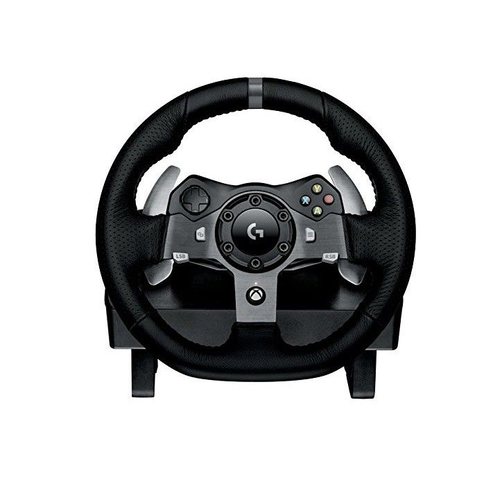Logitech G920 Racing Lenkrad Driving Force Für Xbox One, PC (B-Ware)