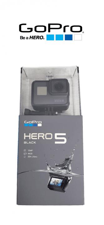 GoPro HERO5 Action Kamera