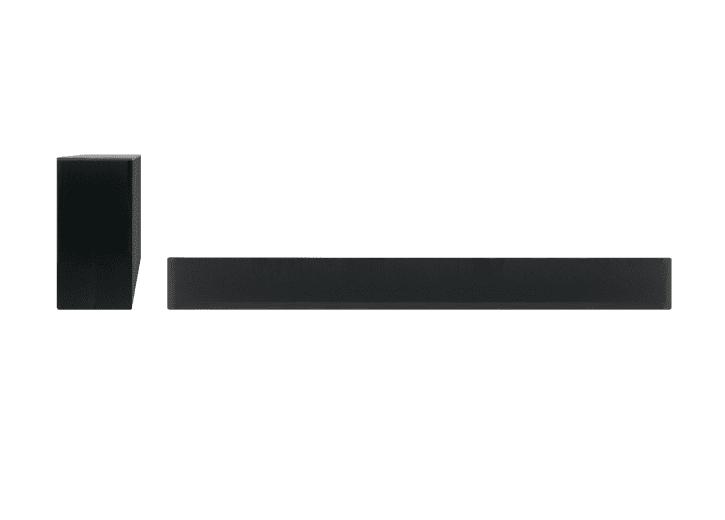 LG GX 3.1 Dolby Atmos Soundbar mit drahtloser Subwoofer, 420 W, Bluetooth