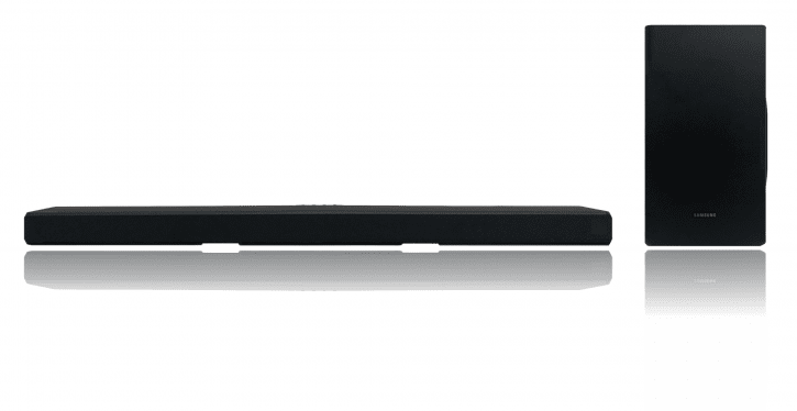Samsung HW-Q60T Soundbar 5.1 Kanal-System (2020) (B-Ware)