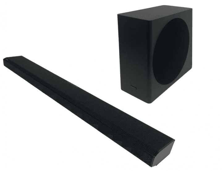 Samsung HW-Q800T 3.1.2-Kanal-Soundbar schwarz (B-Ware)