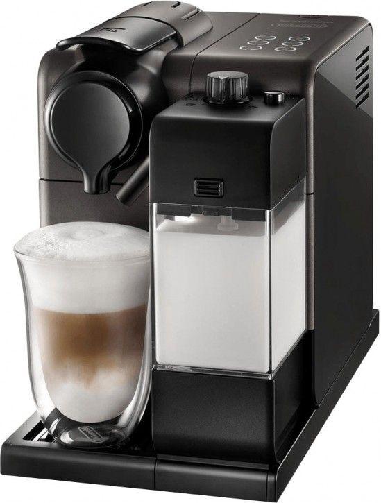 DeLonghi Nespresso Lattissima Touch EN550.BM sw/titan