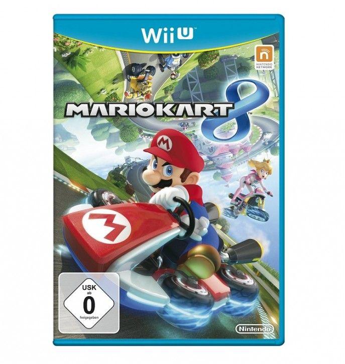 Nintendo Wii U Spiel - Mario Kart 8